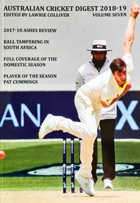 Australian Cricket Digest 2018-19