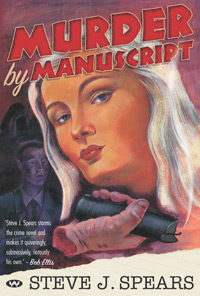 Murder by Manuscript - ebook: epub