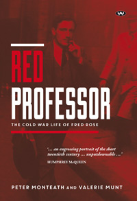 Red Professor - ebook: epub