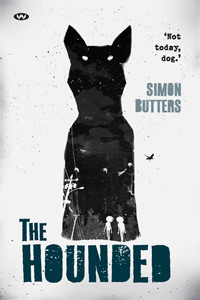 The Hounded - ebook: epub