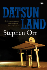 Datsunland - ebook: epub