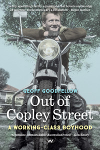 Out of Copley Street - pbk