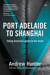 Port Adelaide to Shanghai