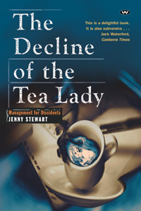 The Decline of the Tea Lady