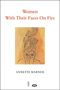 Women With Their Faces On Fire