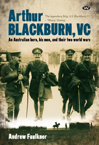 Arthur Blackburn, VC