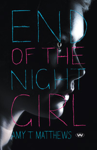 End of the Night Girl - ebook: epub