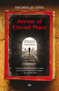 Avenue of Eternal Peace - ebook: epub