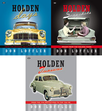 Holden Books Package