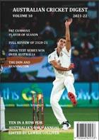 Australian Cricket Digest 2021-22